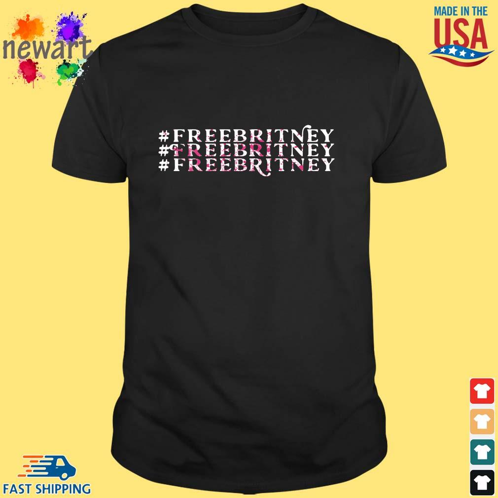 #Freebritney shirt