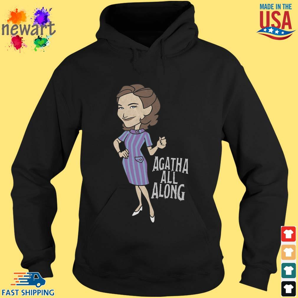 2021 Agatha All Along Shirt hoodie den