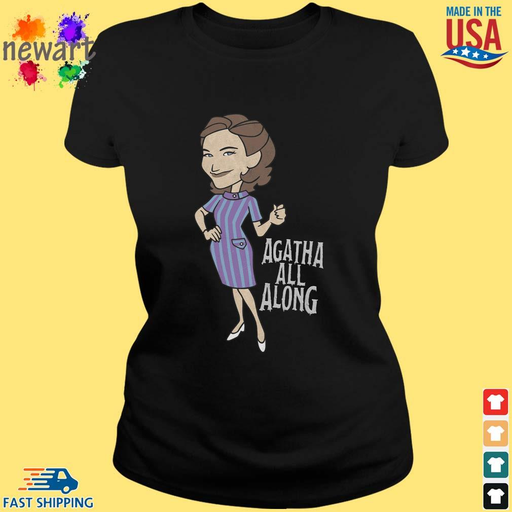 2021 Agatha All Along Shirt ladies den
