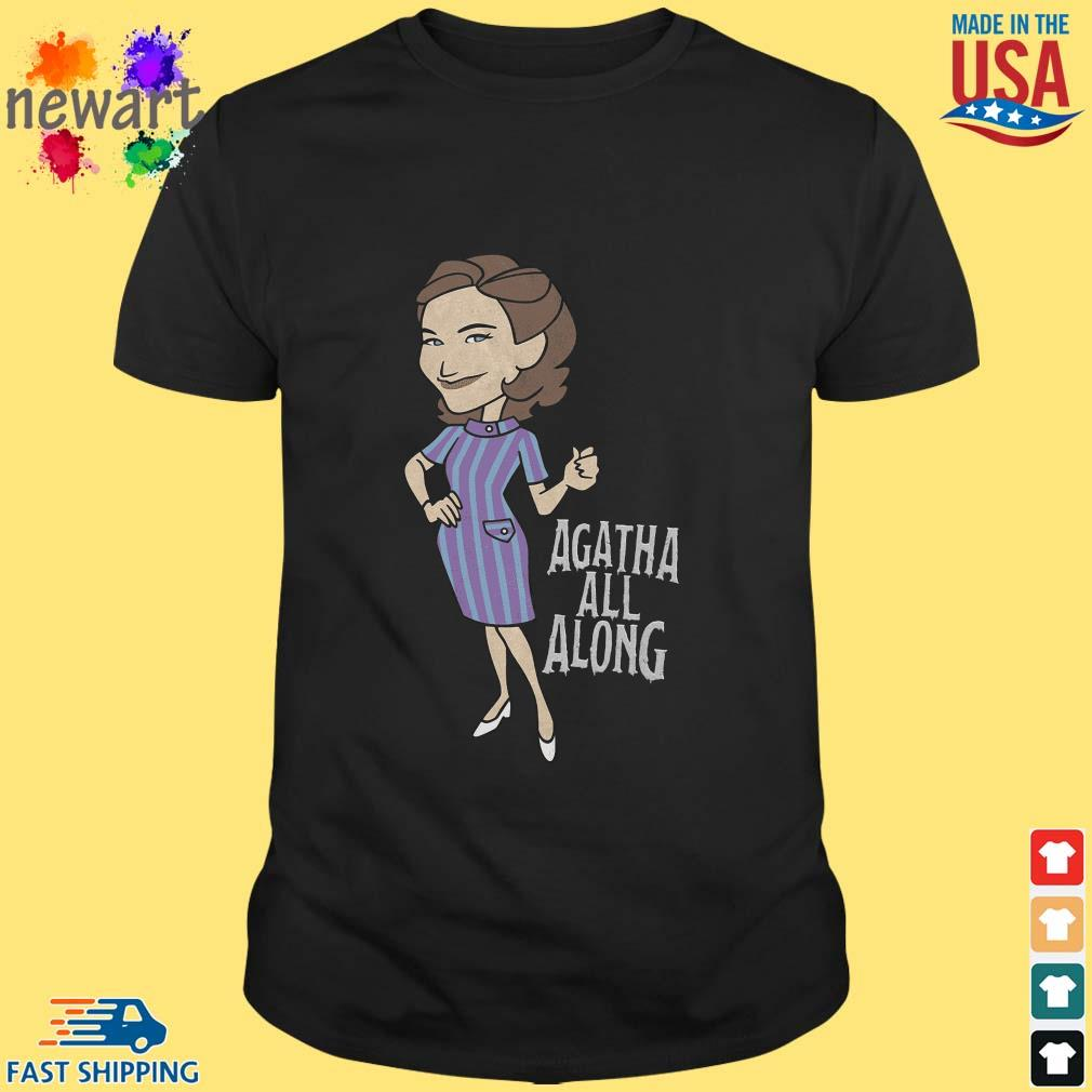 2021 Agatha All Along Shirt
