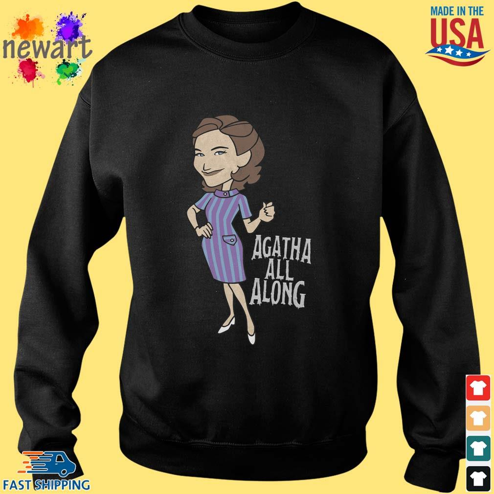 2021 Agatha All Along Shirt Sweater den