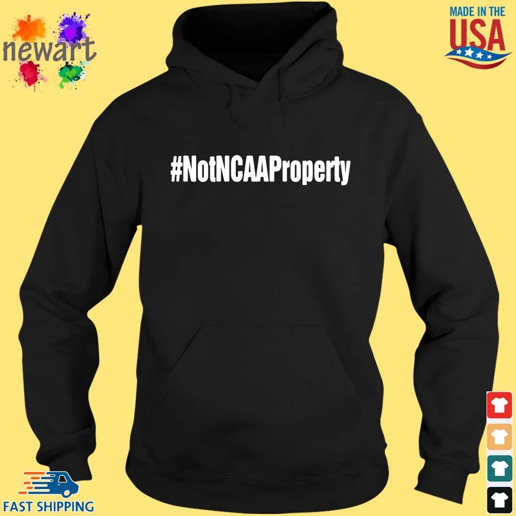 #Notncaaproperty hoodie den