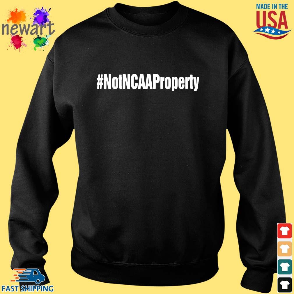 #Notncaaproperty Sweater den