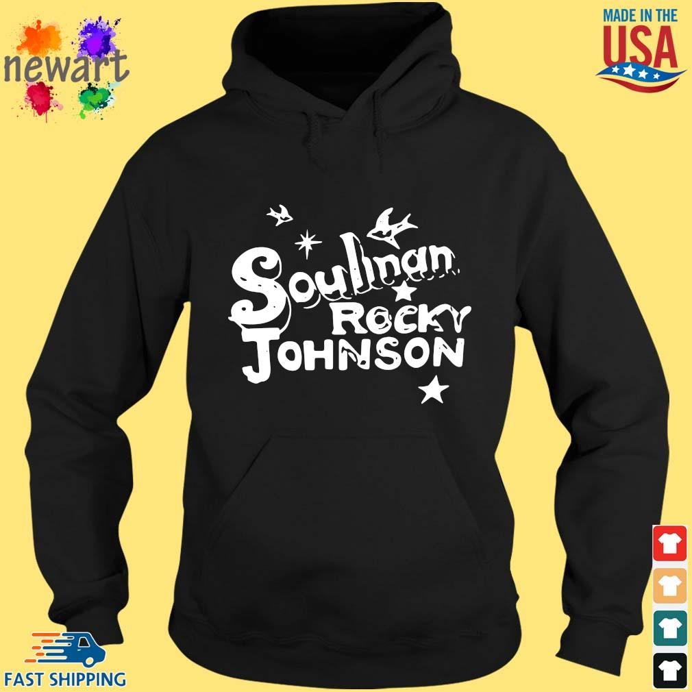 Soulman rocky johnson hoodie den