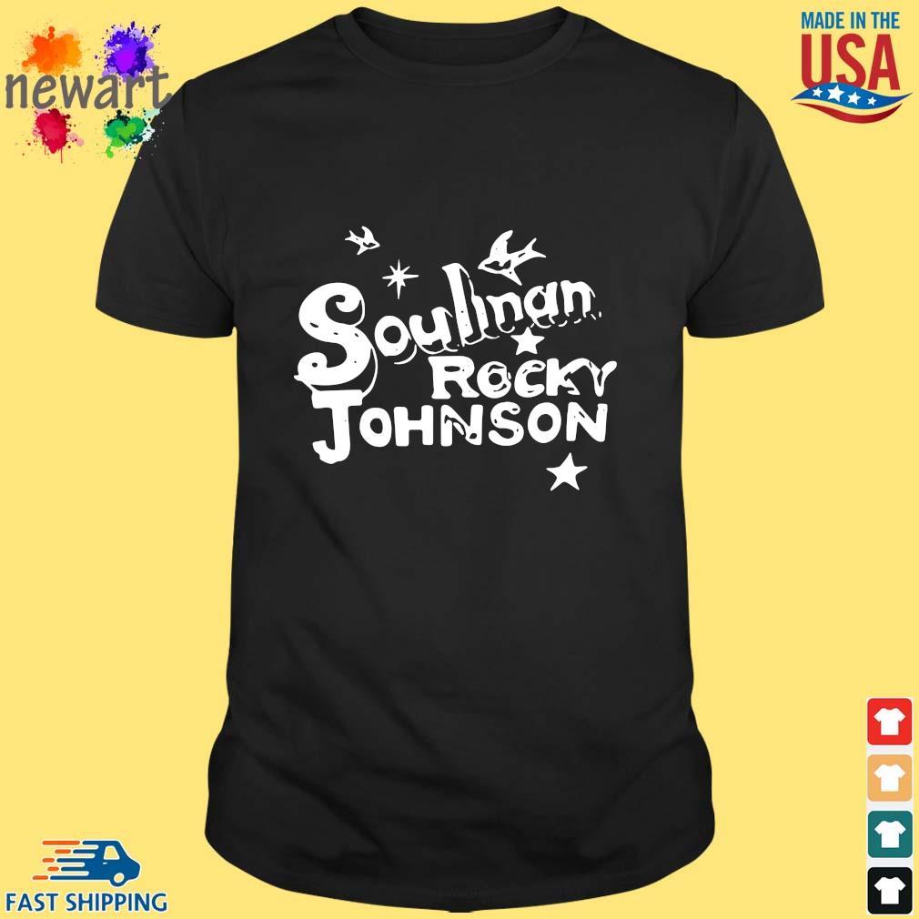 Soulman rocky johnson shirt