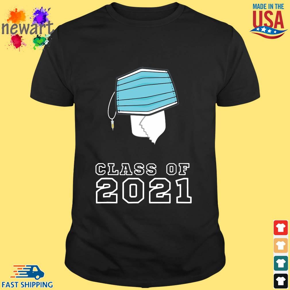 Toilet paper face mask glass of 2021 shirt