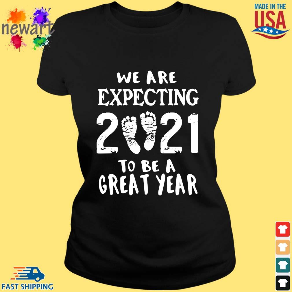 We are expecting 2021 to be a great year ladies den