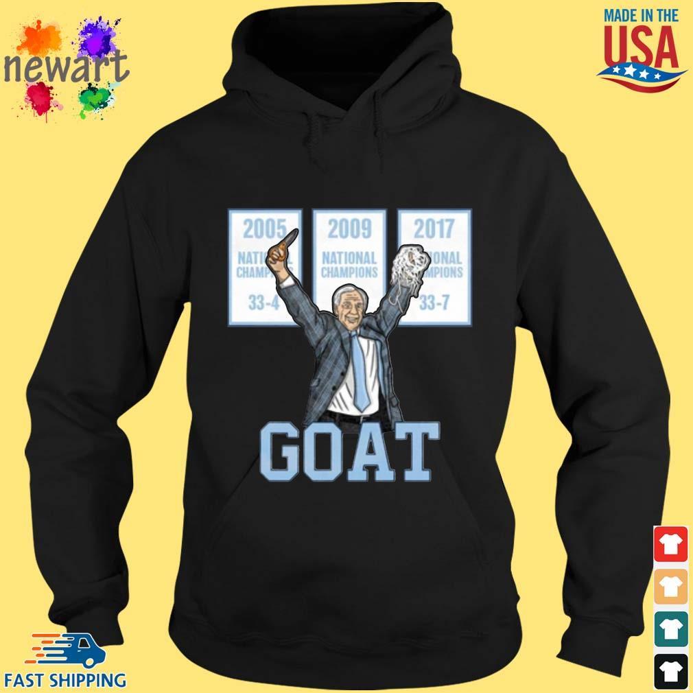 2005-2009-2017 National championship goat hoodie den
