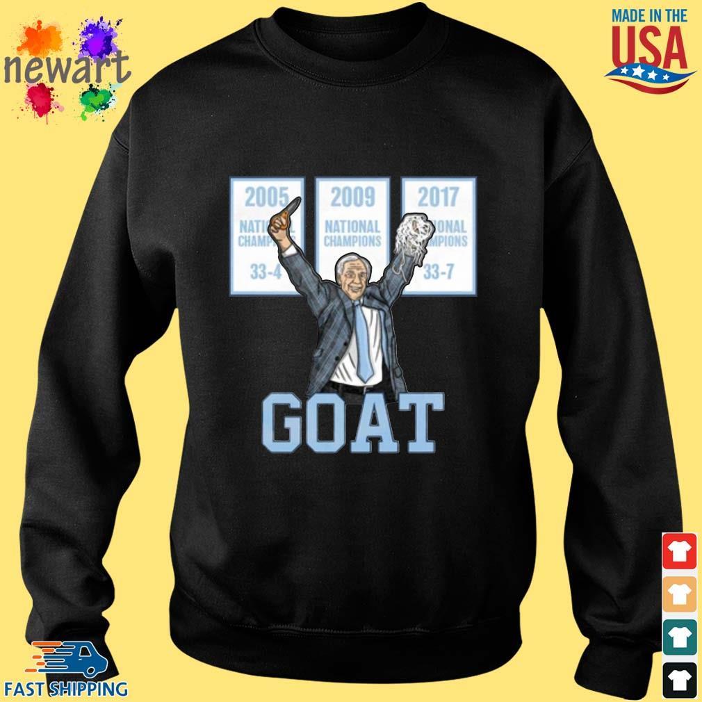 2005-2009-2017 National championship goat Sweater den