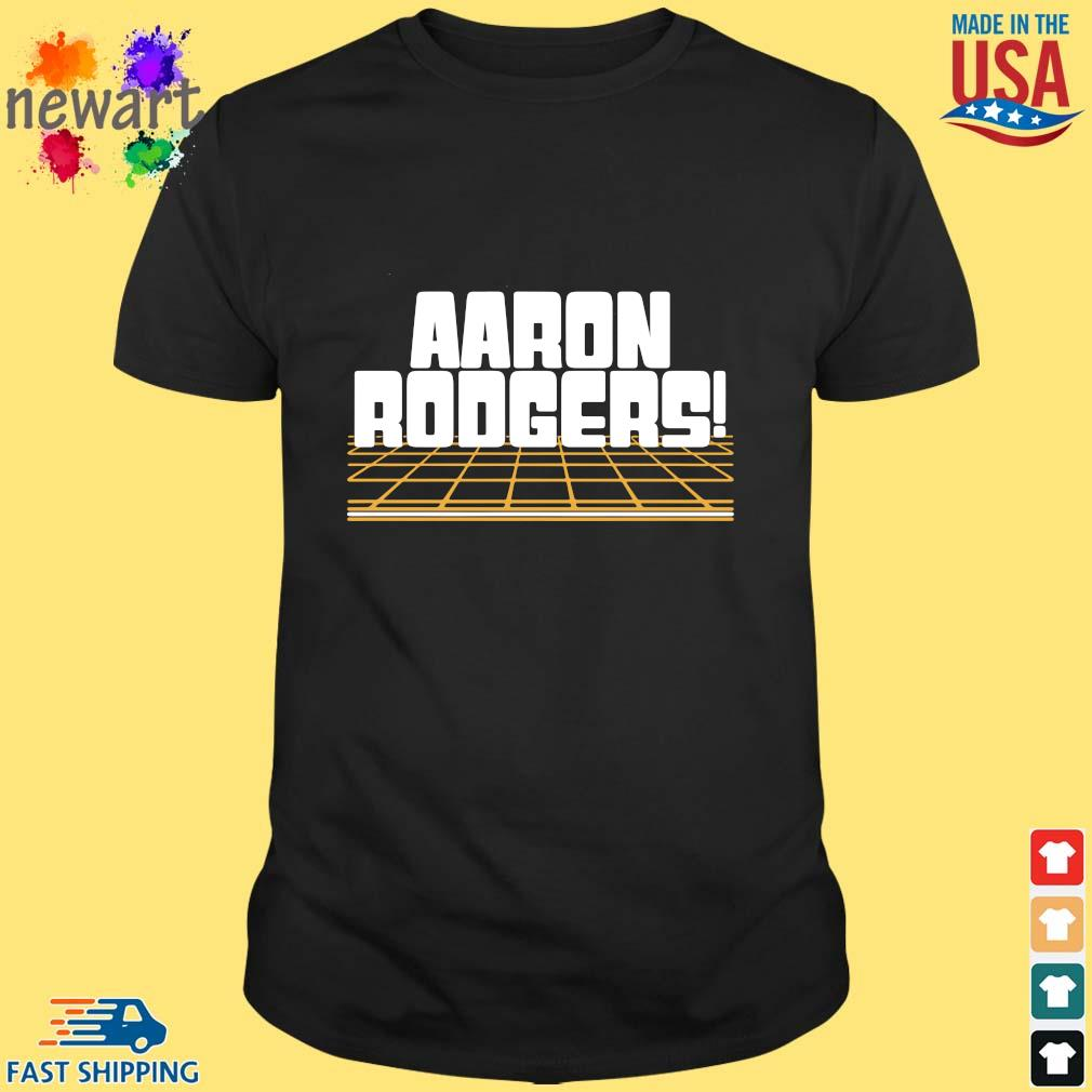 Aaron Rodgers Green Bay Packers Shirt