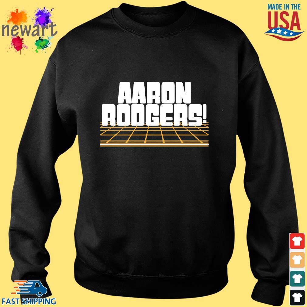 Aaron Rodgers Green Bay Packers Shirt Sweater den