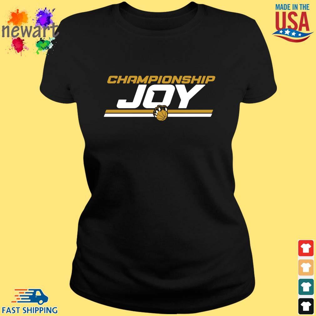 Baylor Bears Championship Joy Shirt ladies den