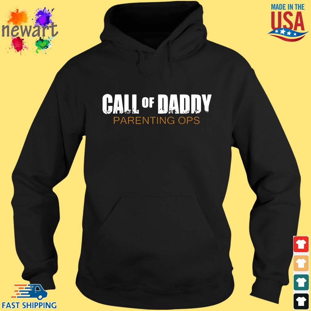 Call of daddy parenting ops hoodie den