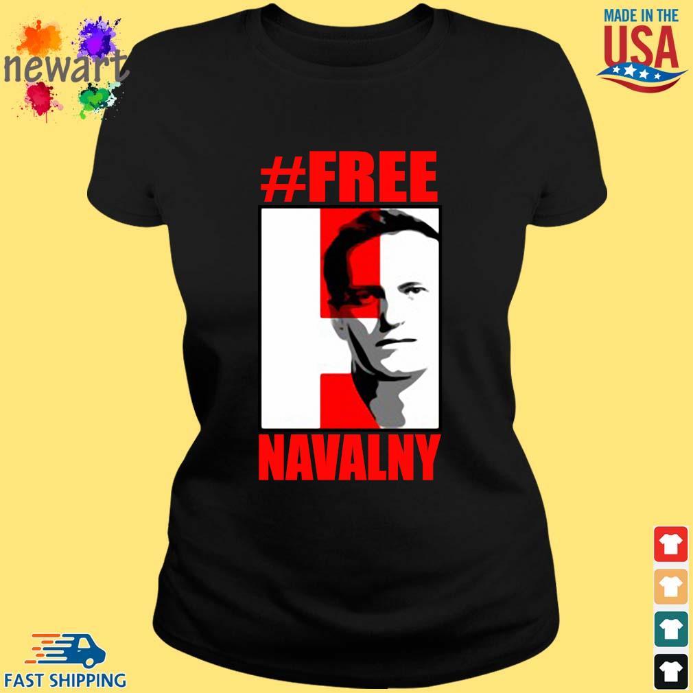 #Free Navalny Shirt ladies den
