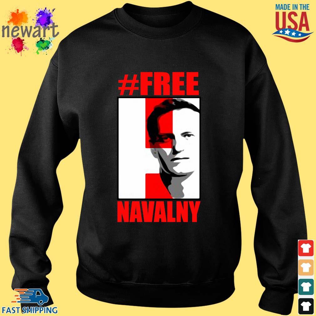 #Free Navalny Shirt Sweater den