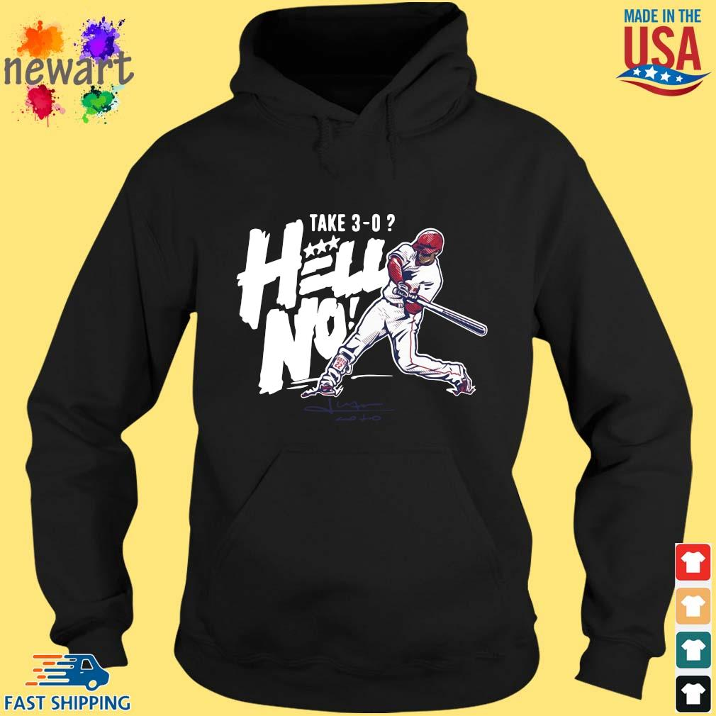 Juan Soto Take 3-0 Hell No Shirt hoodie den