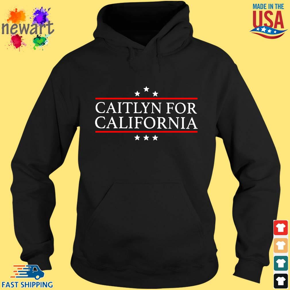 Official caitlyn for California hoodie den