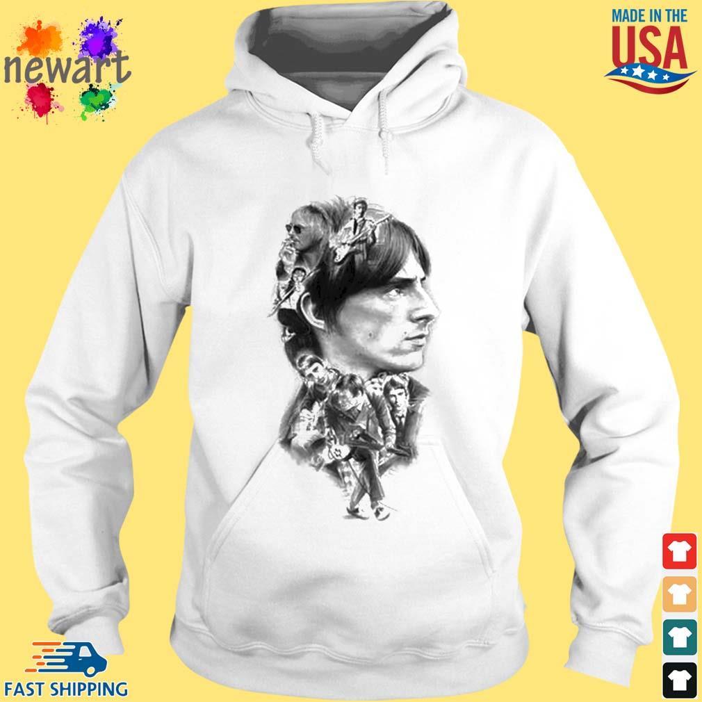 Paul Weller Montage Shirt hoodie trang