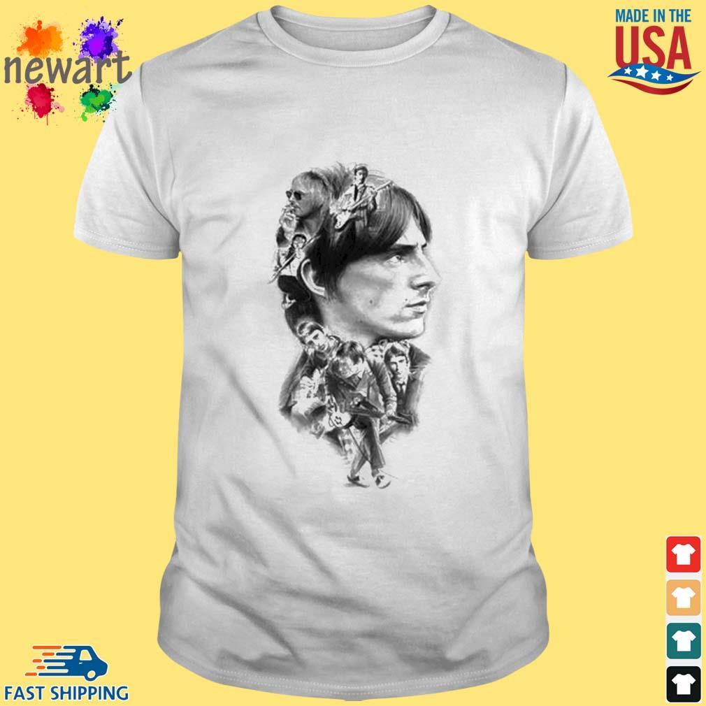 Paul Weller Montage Shirt