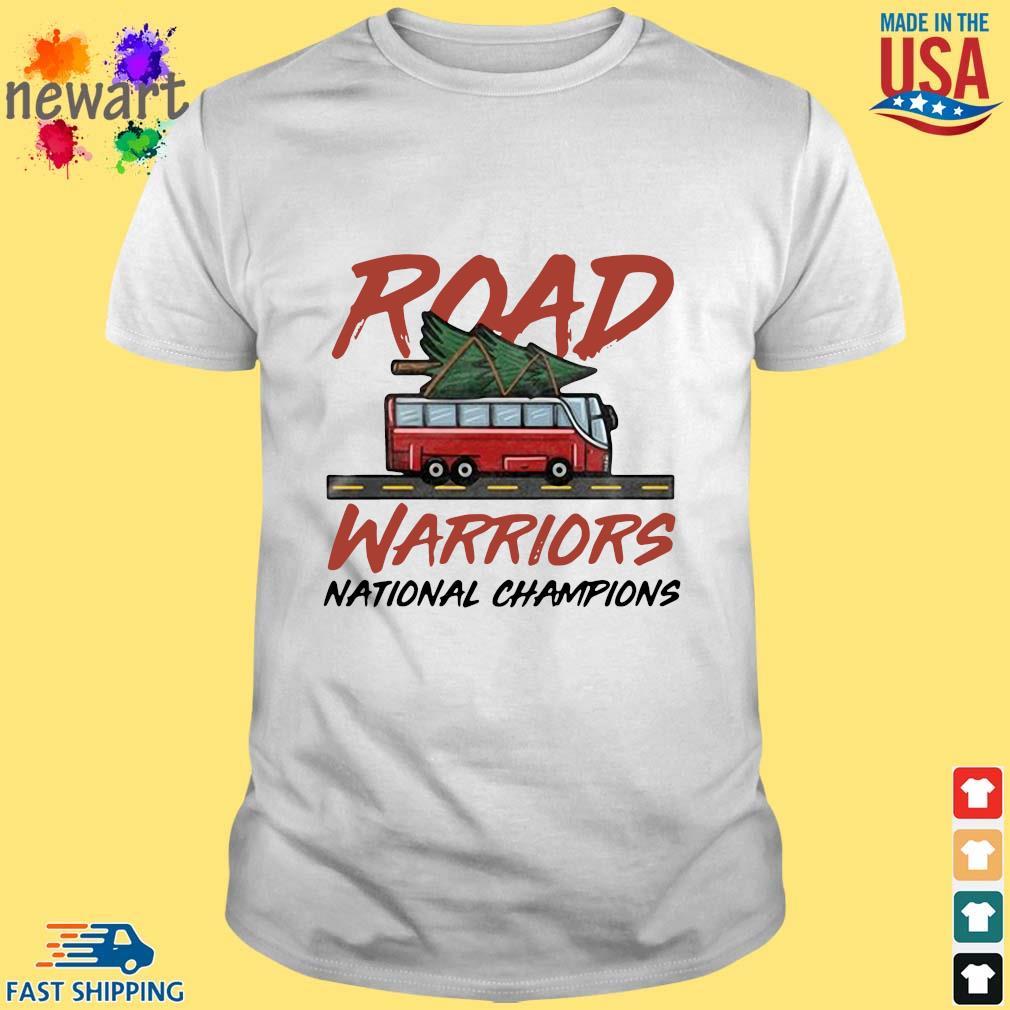 Road Warriors National Champions Shirt