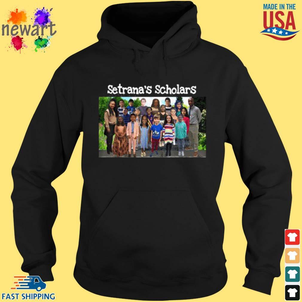 Setrana's Scholars 2021 hoodie den