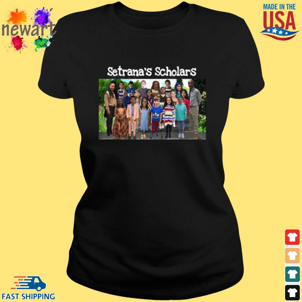 Setrana's Scholars 2021 ladies den