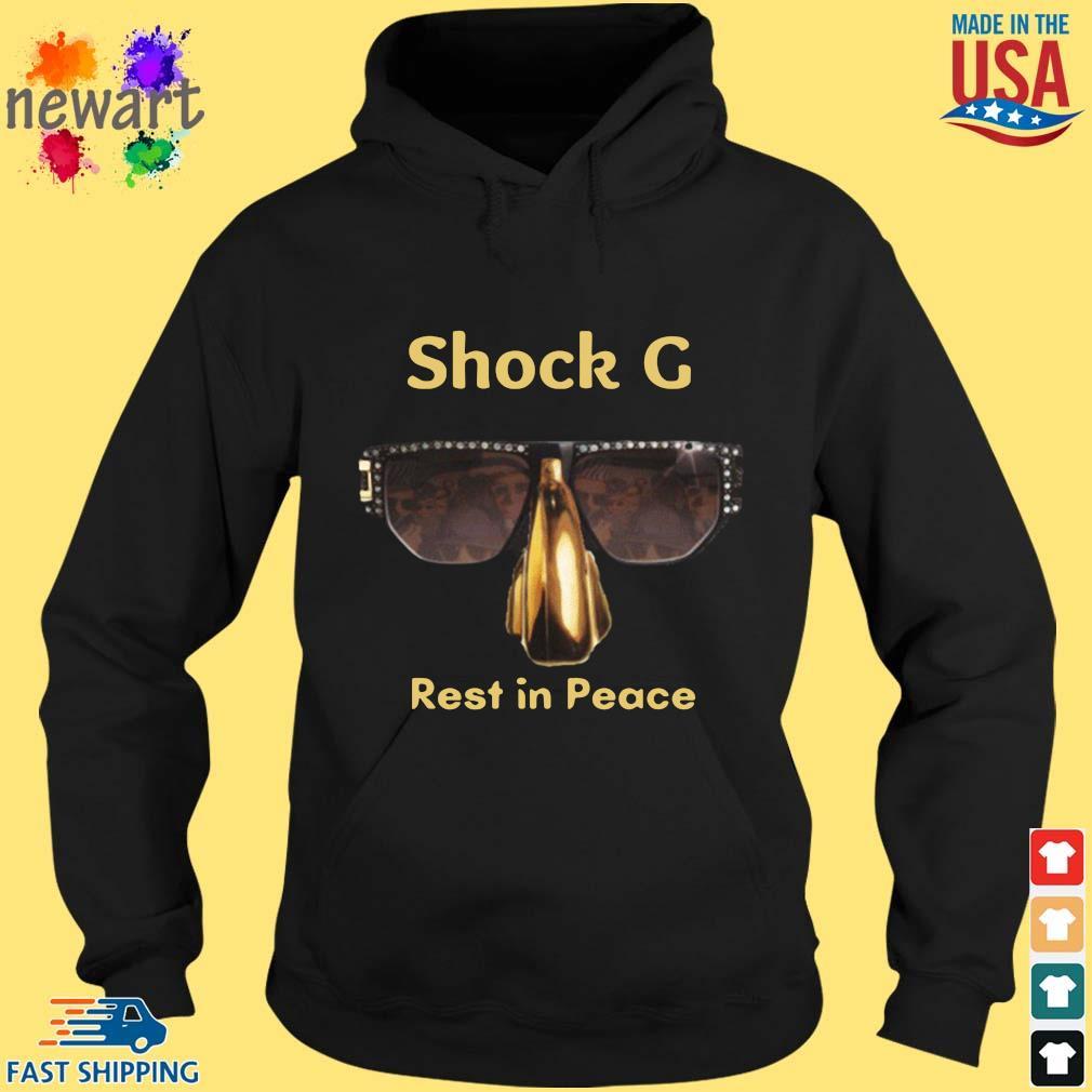 Shock G rest in peace 2021 hoodie den