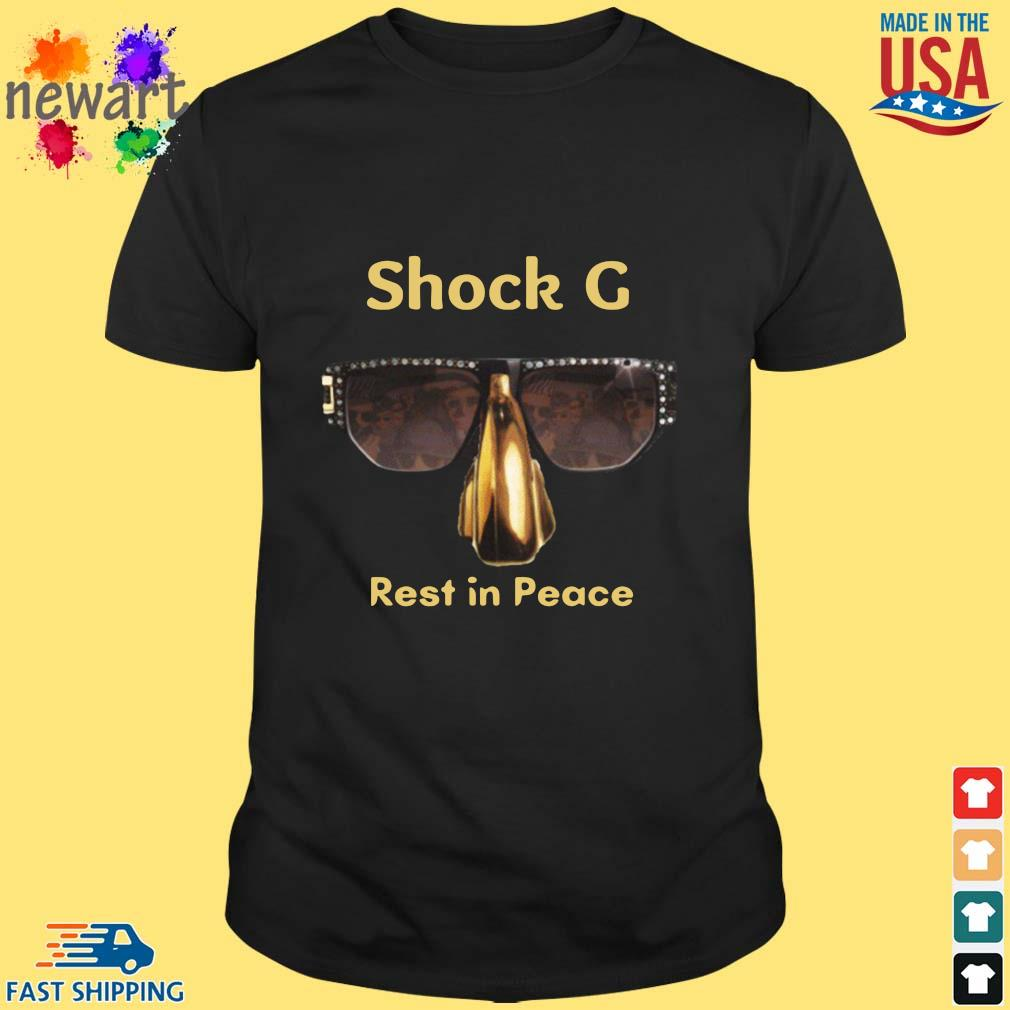 Shock G rest in peace 2021 shirt