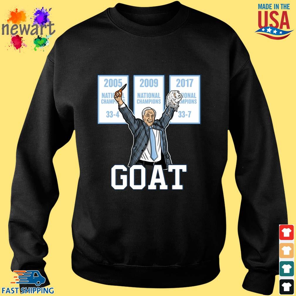 2005-2009-2017 National Championship Goat Shirt Sweater den