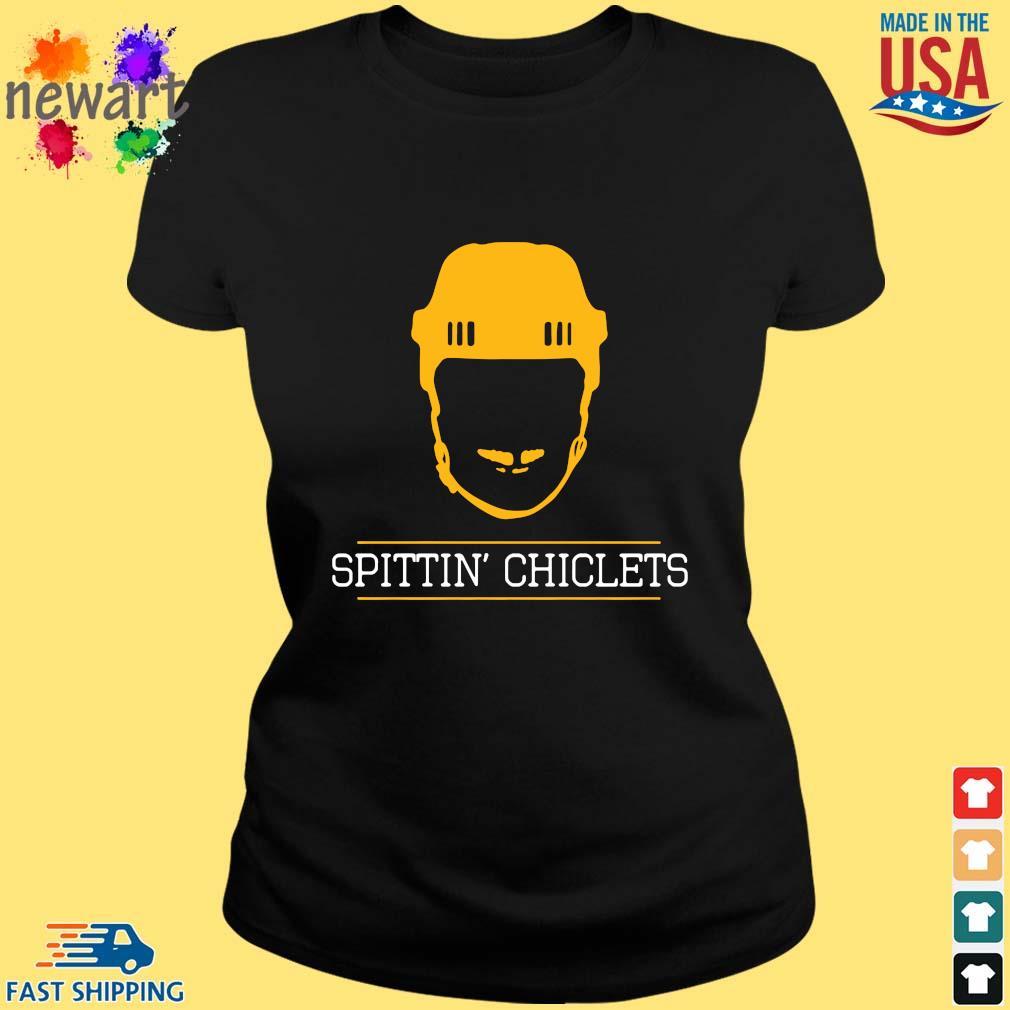 Spittin Chiclets Podcast Shirt ladies den
