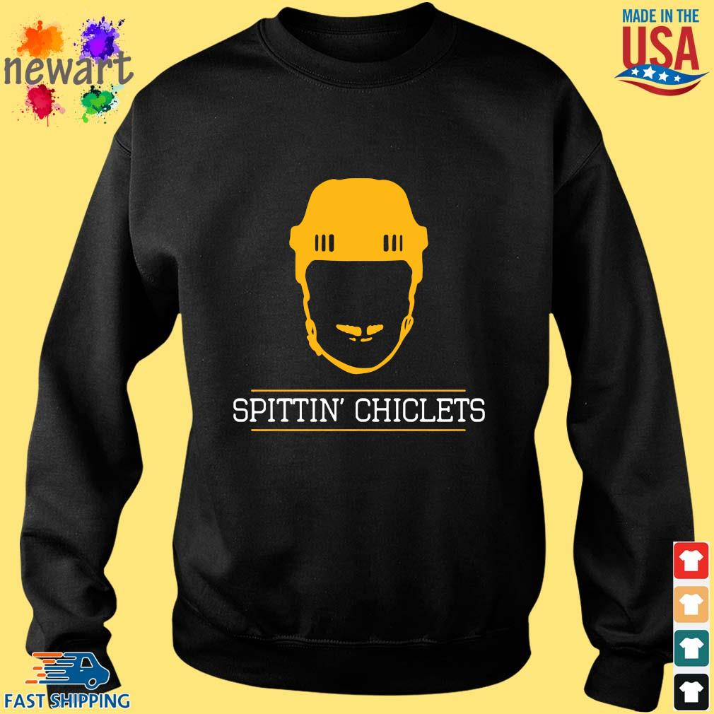 Spittin Chiclets Podcast Shirt Sweater den