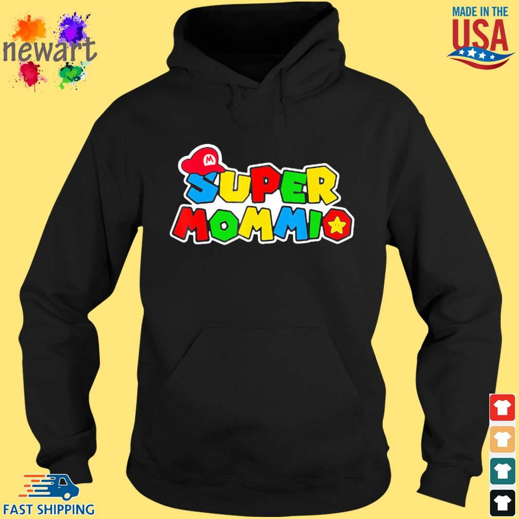 Super Mommio Mommy Mother Nerdy Video Gaming Lover Shirt hoodie den