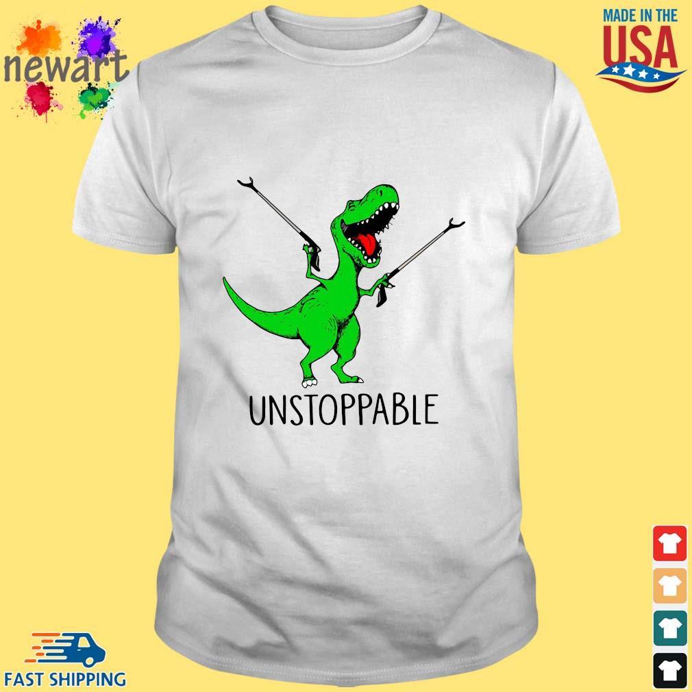 T-Rex unstoppable shirt