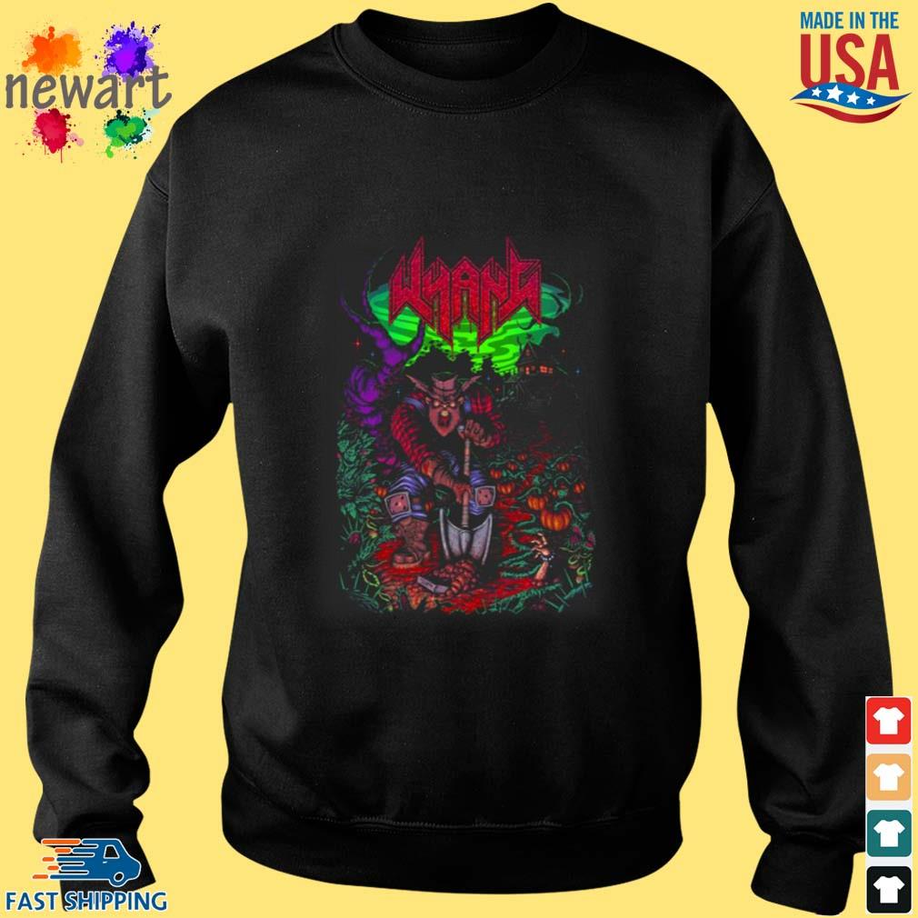 The Evil Farming Game Shirt Sweater den
