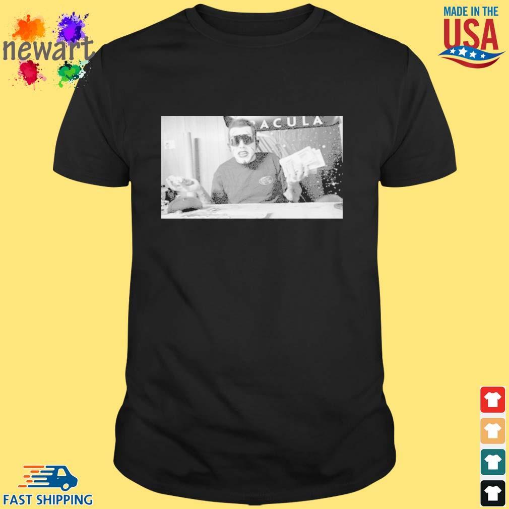 Very Famous Very Evil Danhausen Shirt