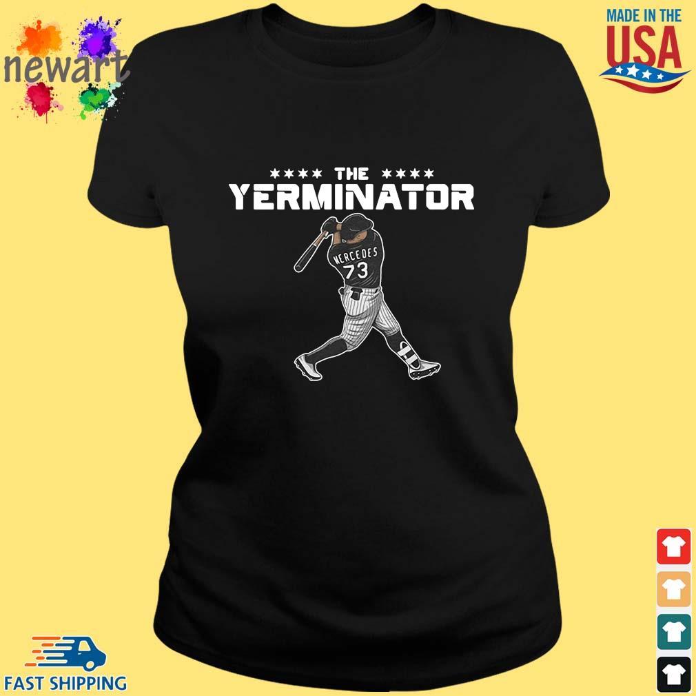 Yermin Mercedes Yerminator 73 Shirt ladies den