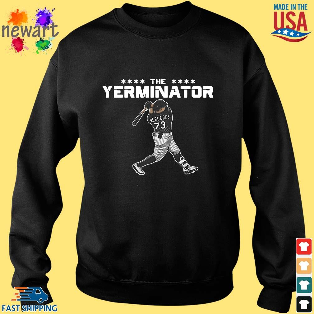 Yermin Mercedes Yerminator 73 Shirt Sweater den