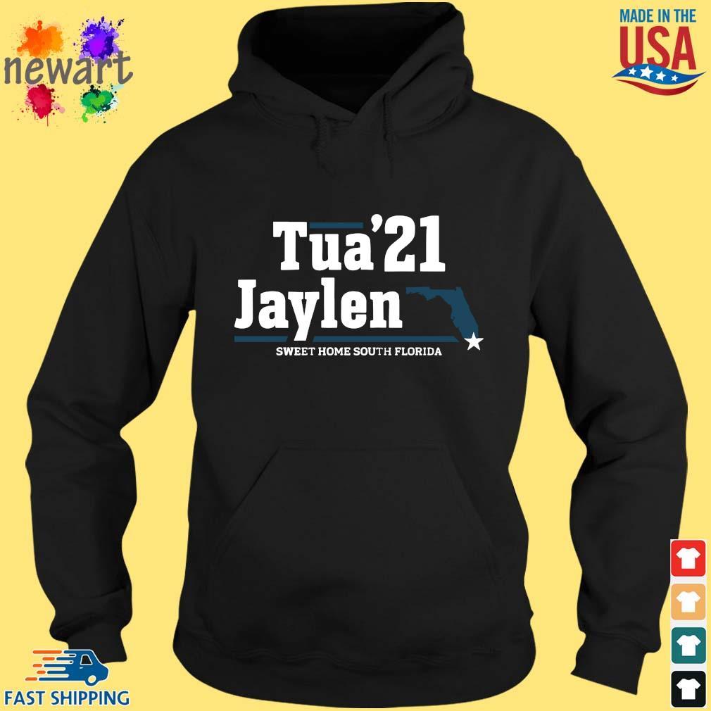 Tua '21 Jaylen Sweet Home South Florida Shirt hoodie den