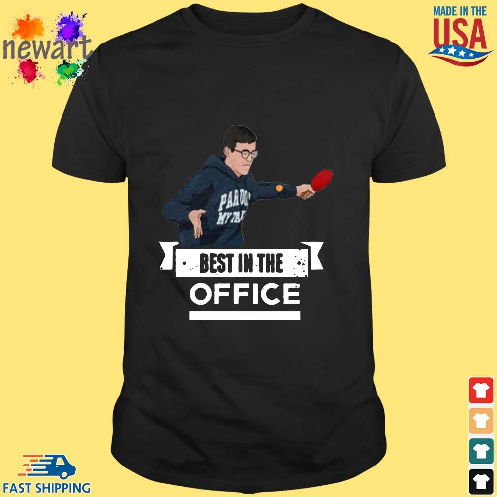 Best in the office shirt