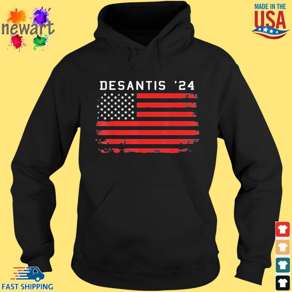 Desantis 2024 Classic Us Shirt hoodie den