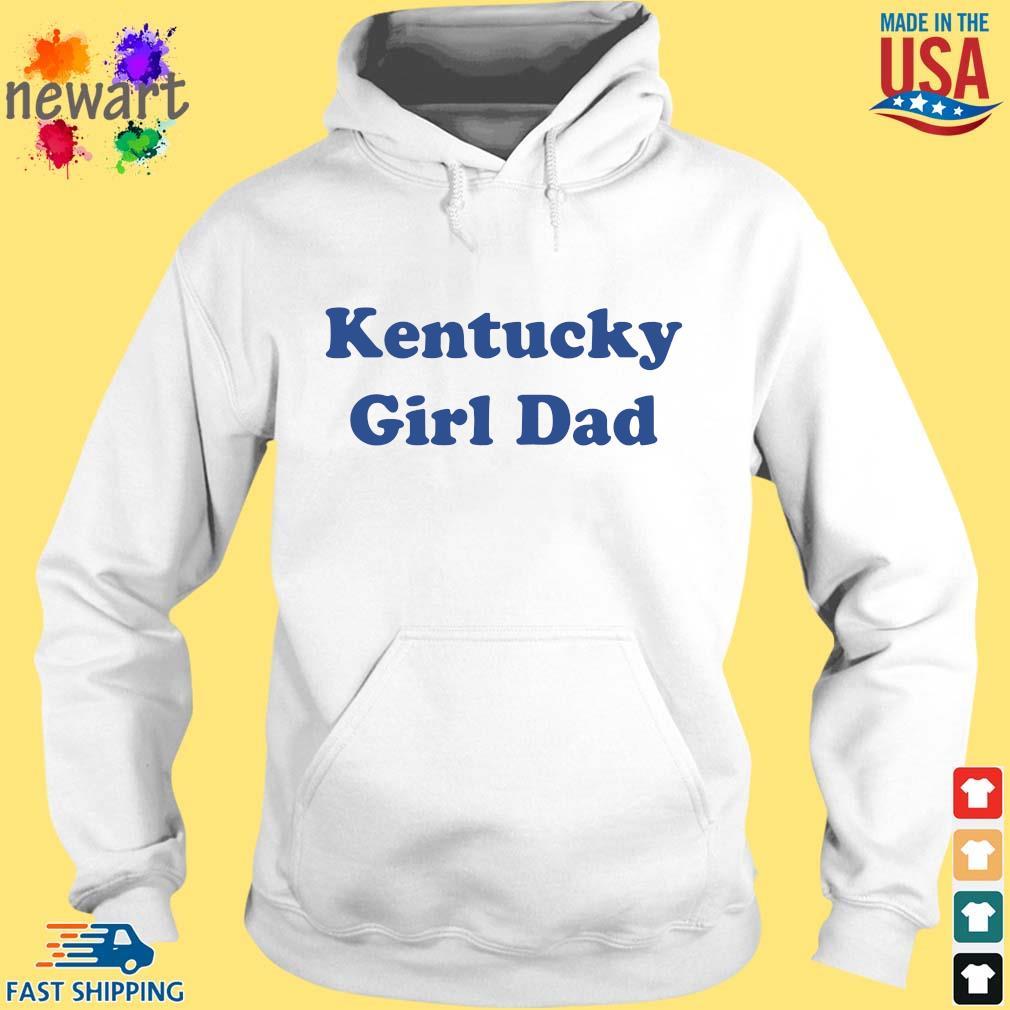 Kentucky girl dad hoodie trang
