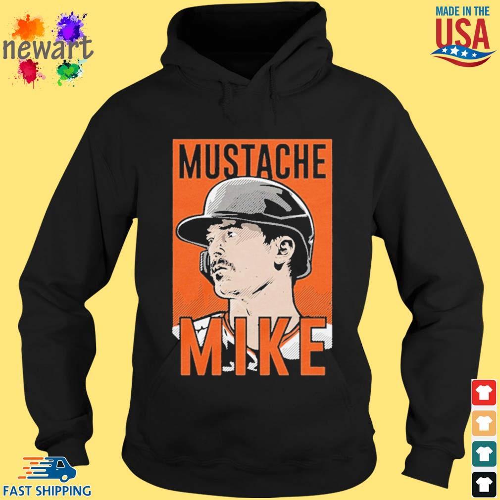 Mustache Mike Shirt hoodie den