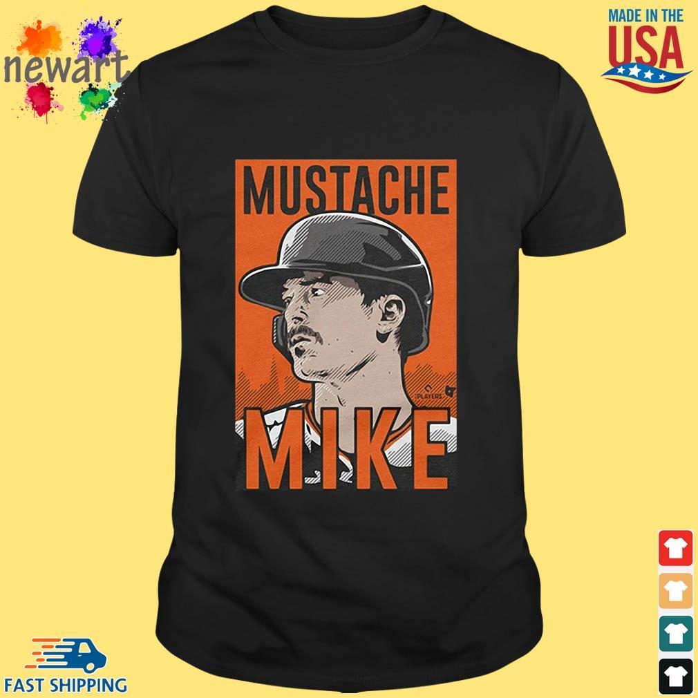 MUSTACHE MIKE T-shirt