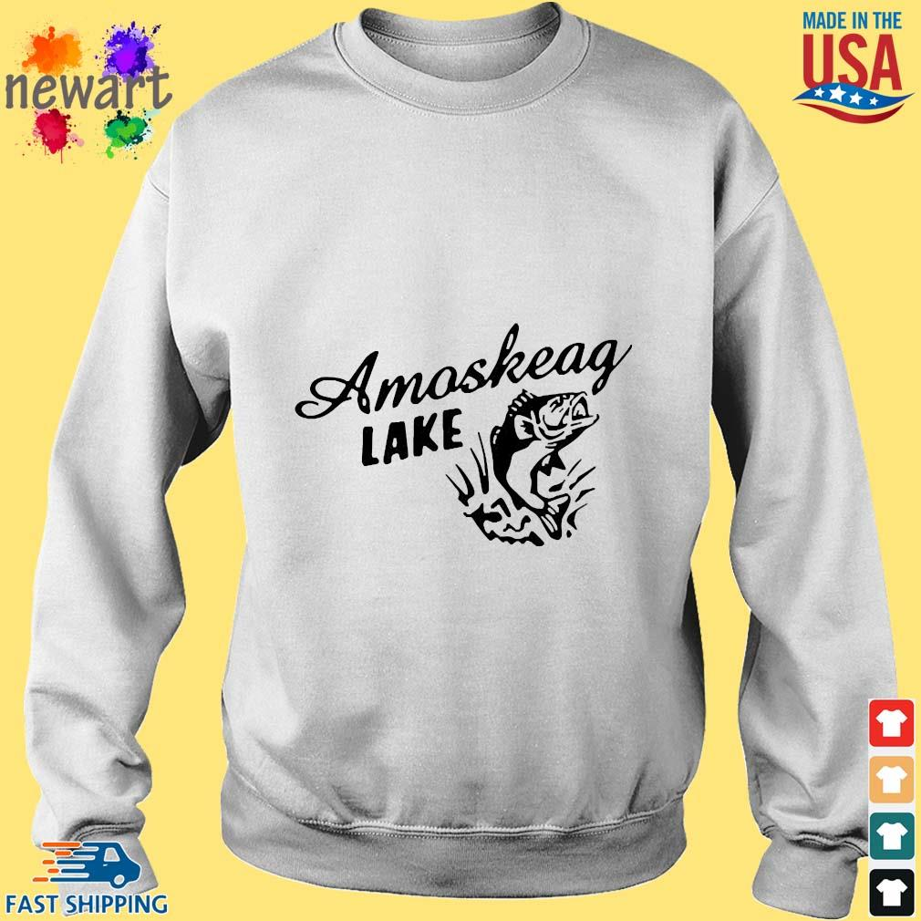 2020 Amoskeag Lake Shirt Sweater trang