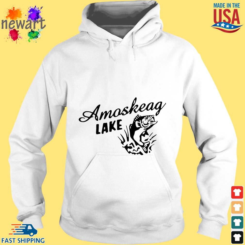 2020 Amoskeag Lake Shirt hoodie trang