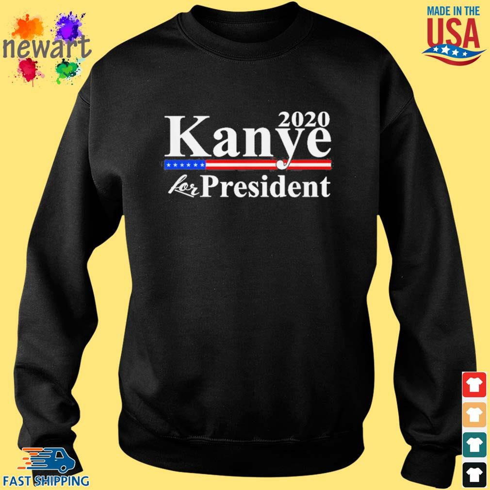 2020 Kanye for president s Sweater den