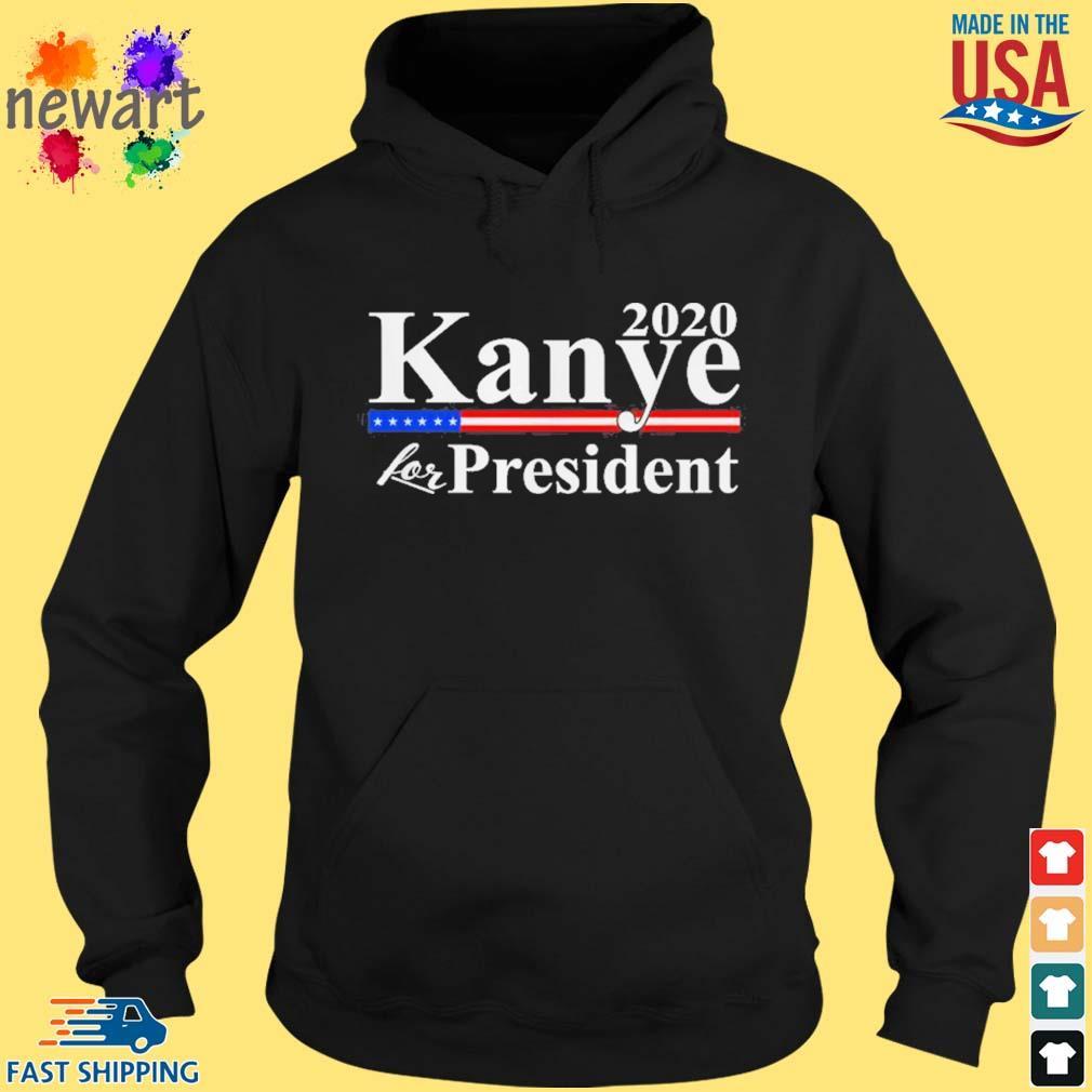2020 Kanye for president s hoodie den