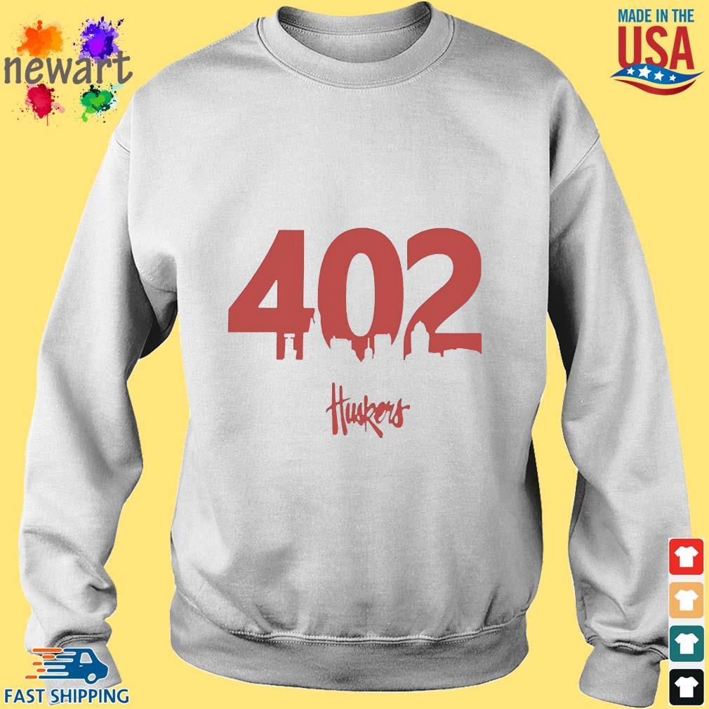 402 Husker Hounds Shirt Sweater trang