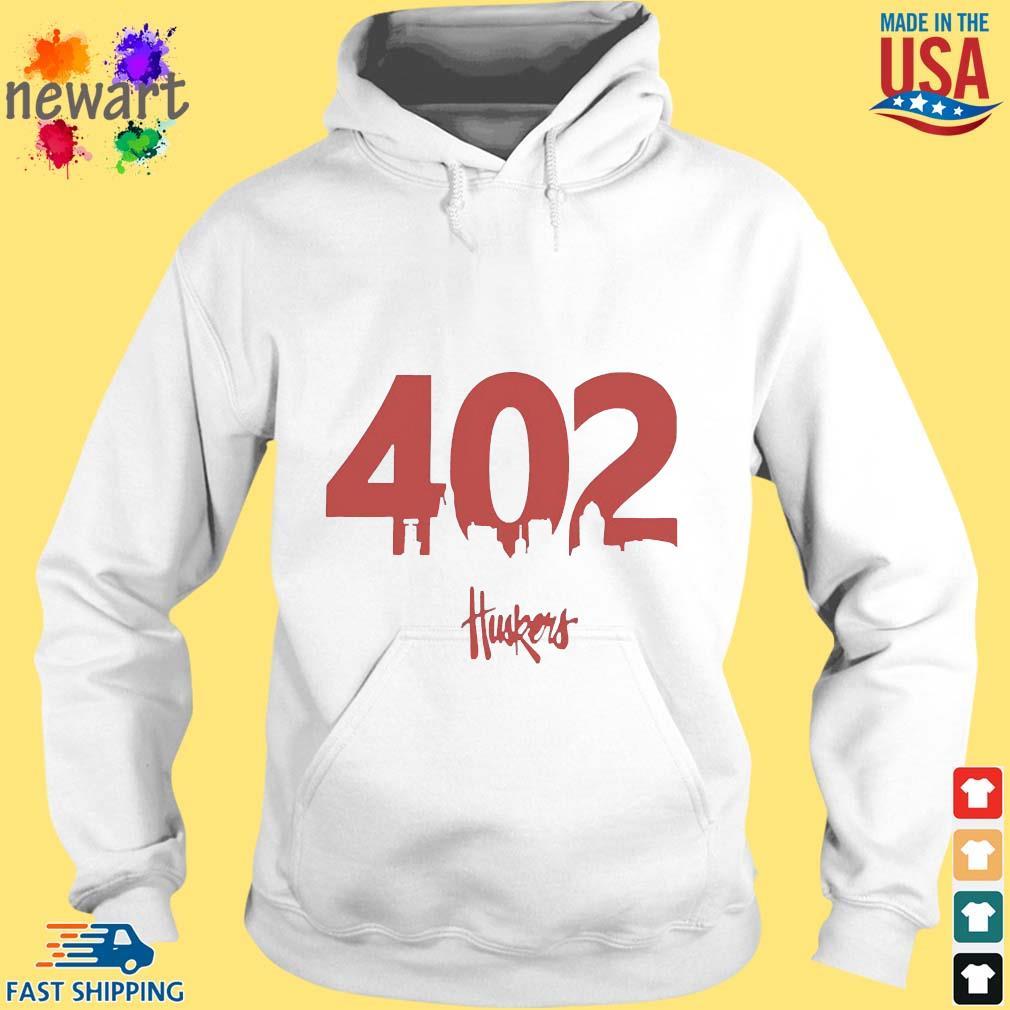 402 Husker Hounds Shirt hoodie trang