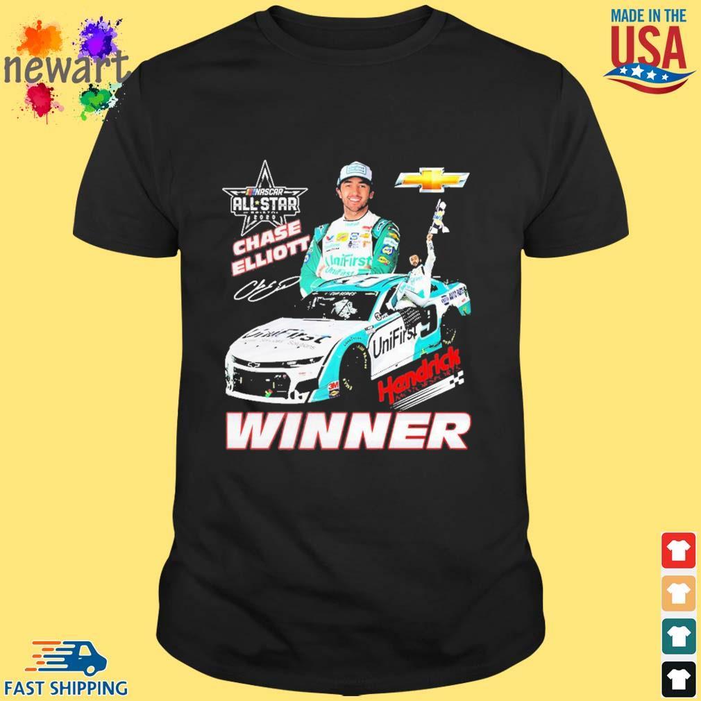 Chase Elliott Hendrick Motorsports Winner Shirt